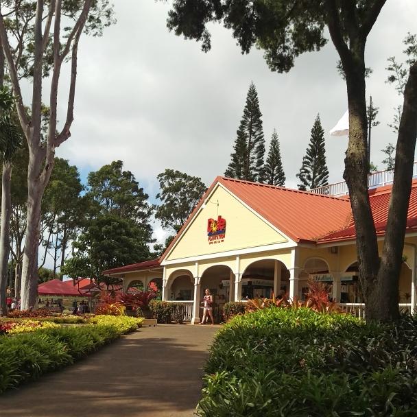 Dole Plantation Oahu Island