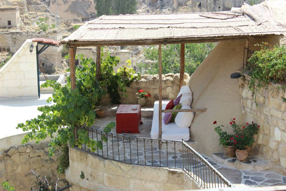 Hezen Cave Seating Areas