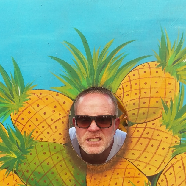 Pineapple Photo opp
