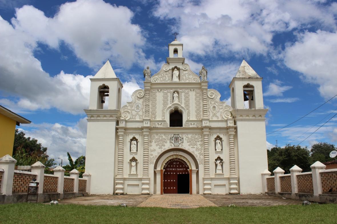 Iglesia La Merced 1600s