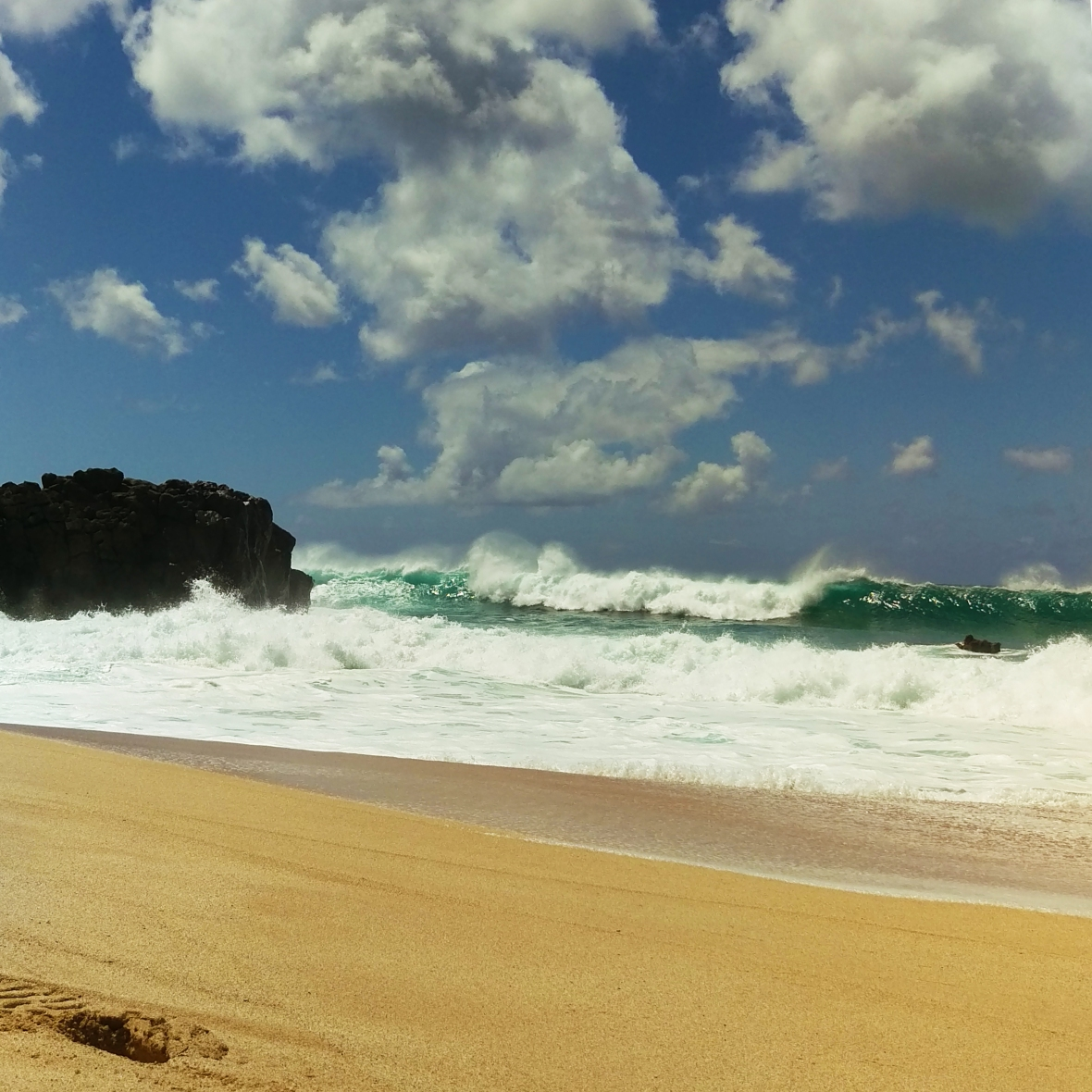Waimea Bay North Shore