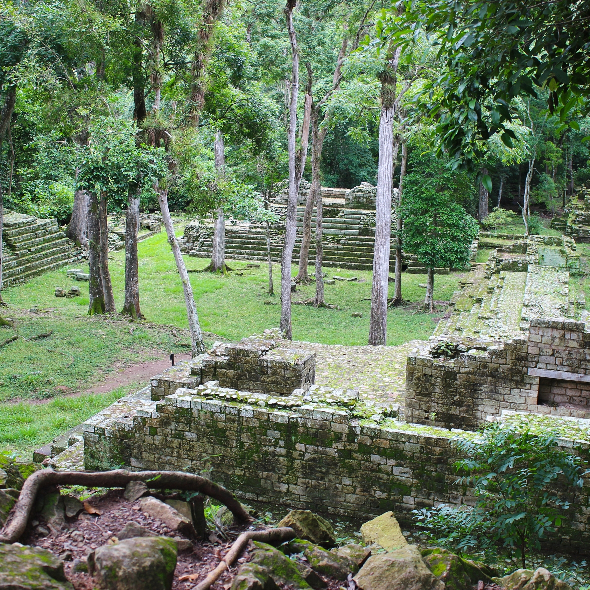 Mayan City of Honduras