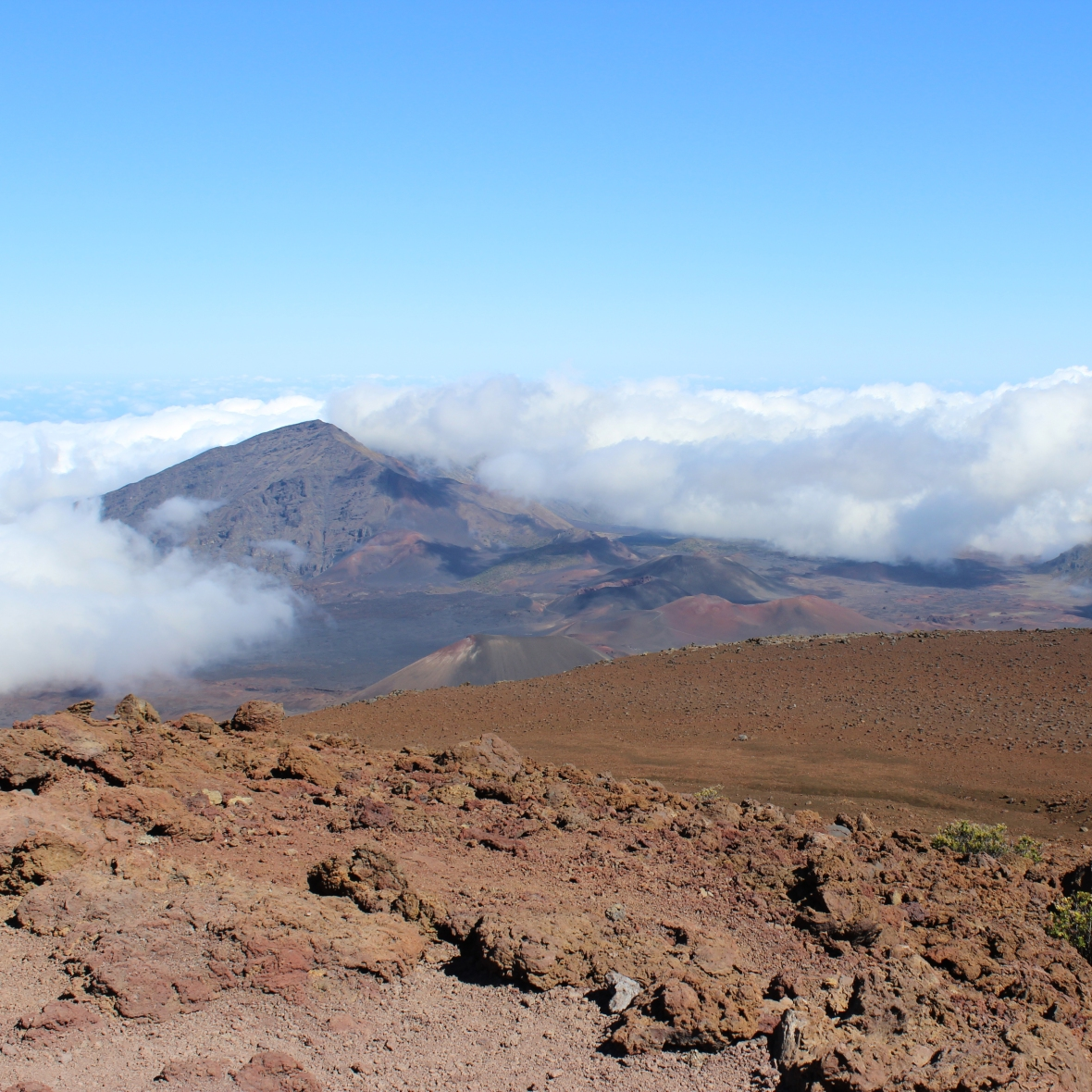 Haleakala Summit views