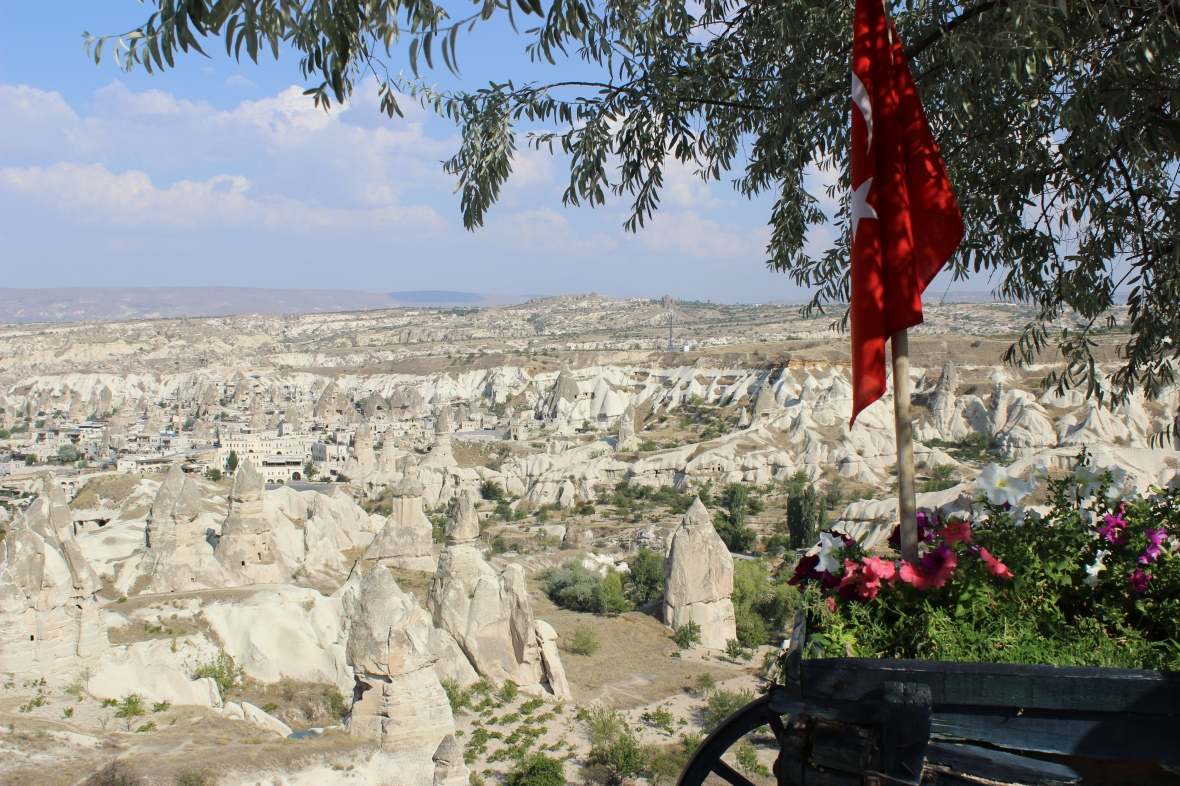 Valley Views in Goreme