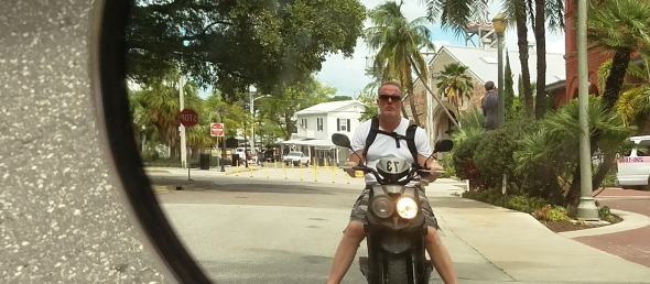 Hydro Thunder Scooter Rentals Key West
