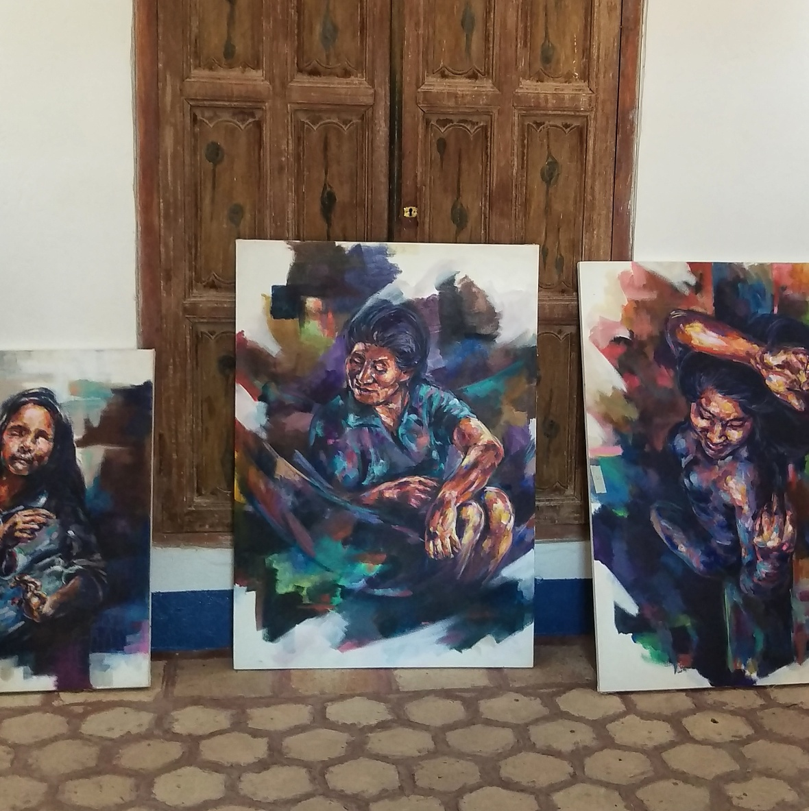 Paintings Honduras