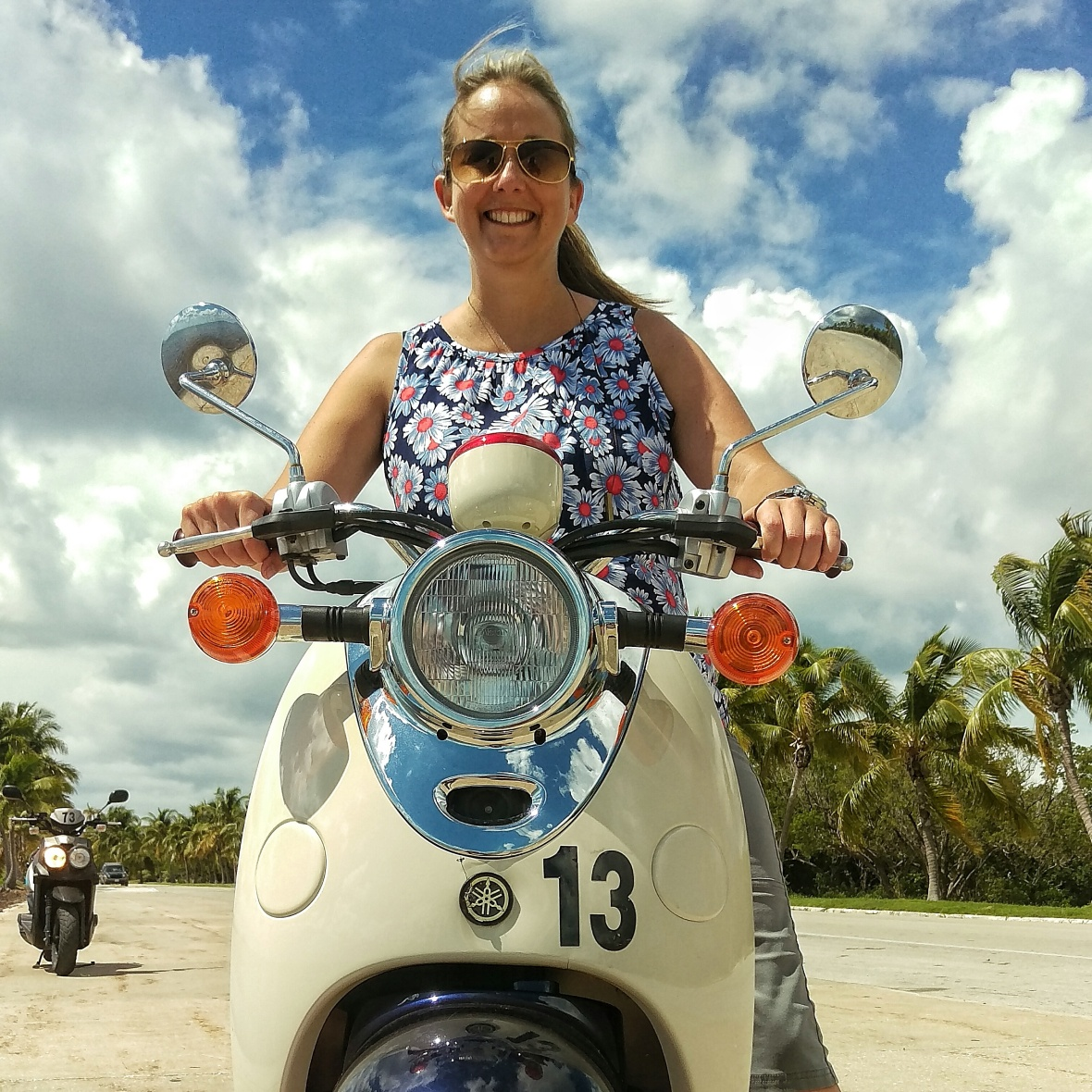 Hydro Thunder Scooter Rentals in Key West Florida