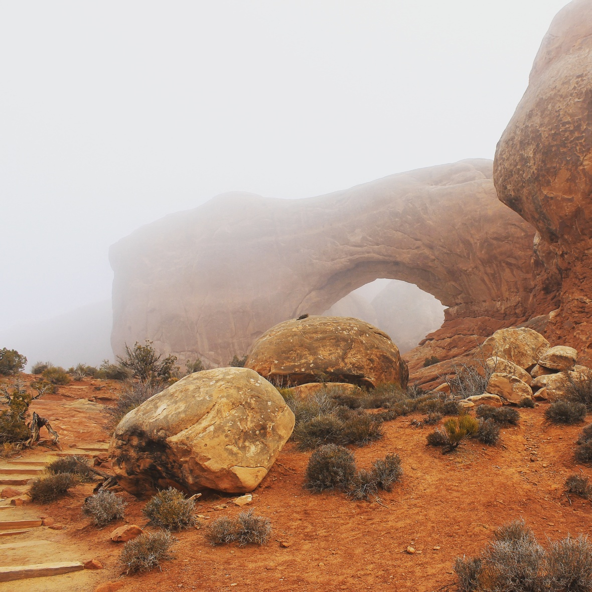 South Window Arches, Moab, Utah