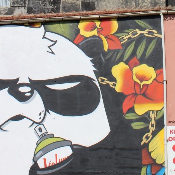 Leo Lunatic - hipster panda-header