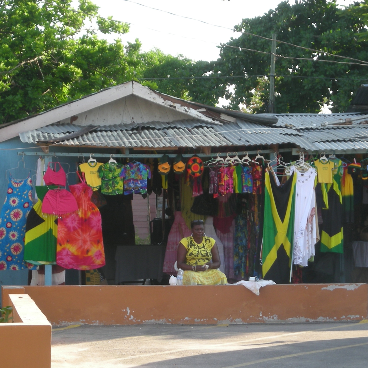 Local Jamaican Markets