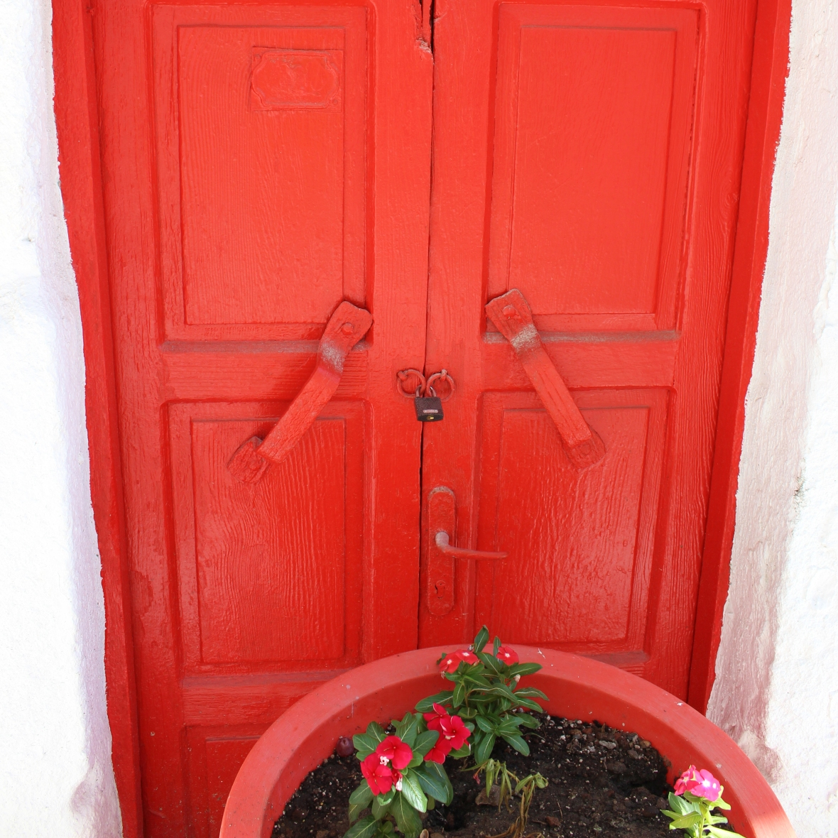 Colourful Doors of Bodrum