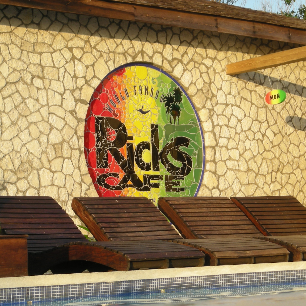 Ricks Cafe in Jamaica