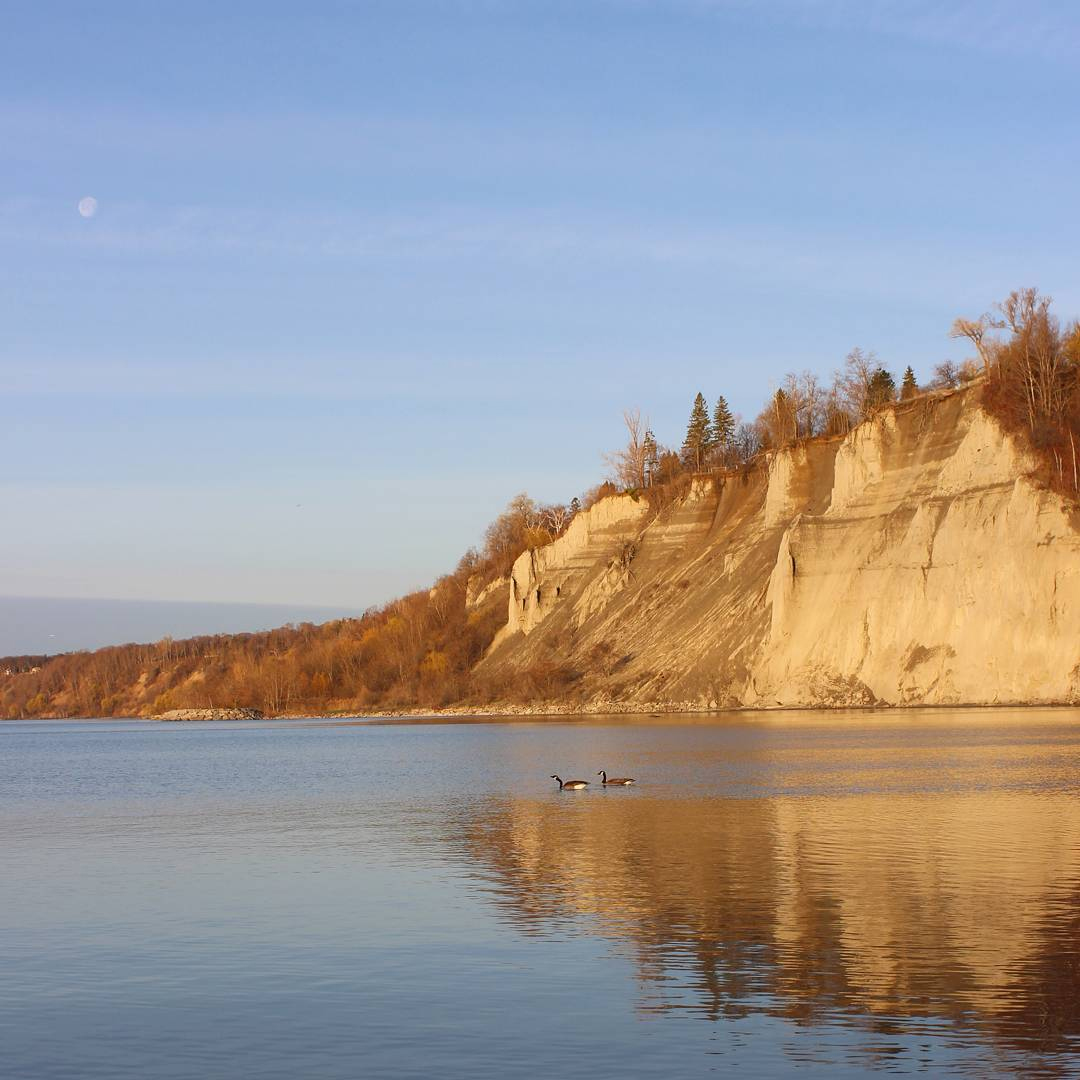 Scarborough Bluffs - Bluffer's Park