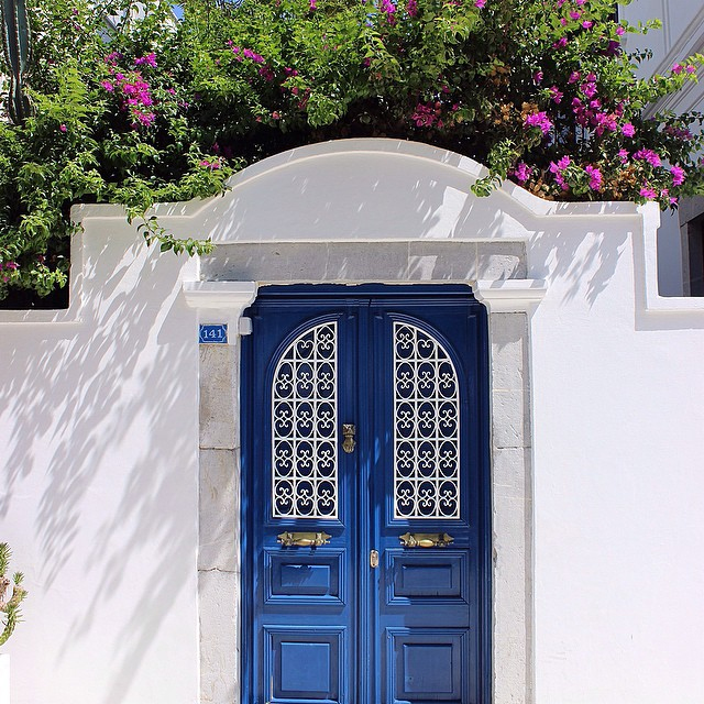 White and Blue of Bodrum