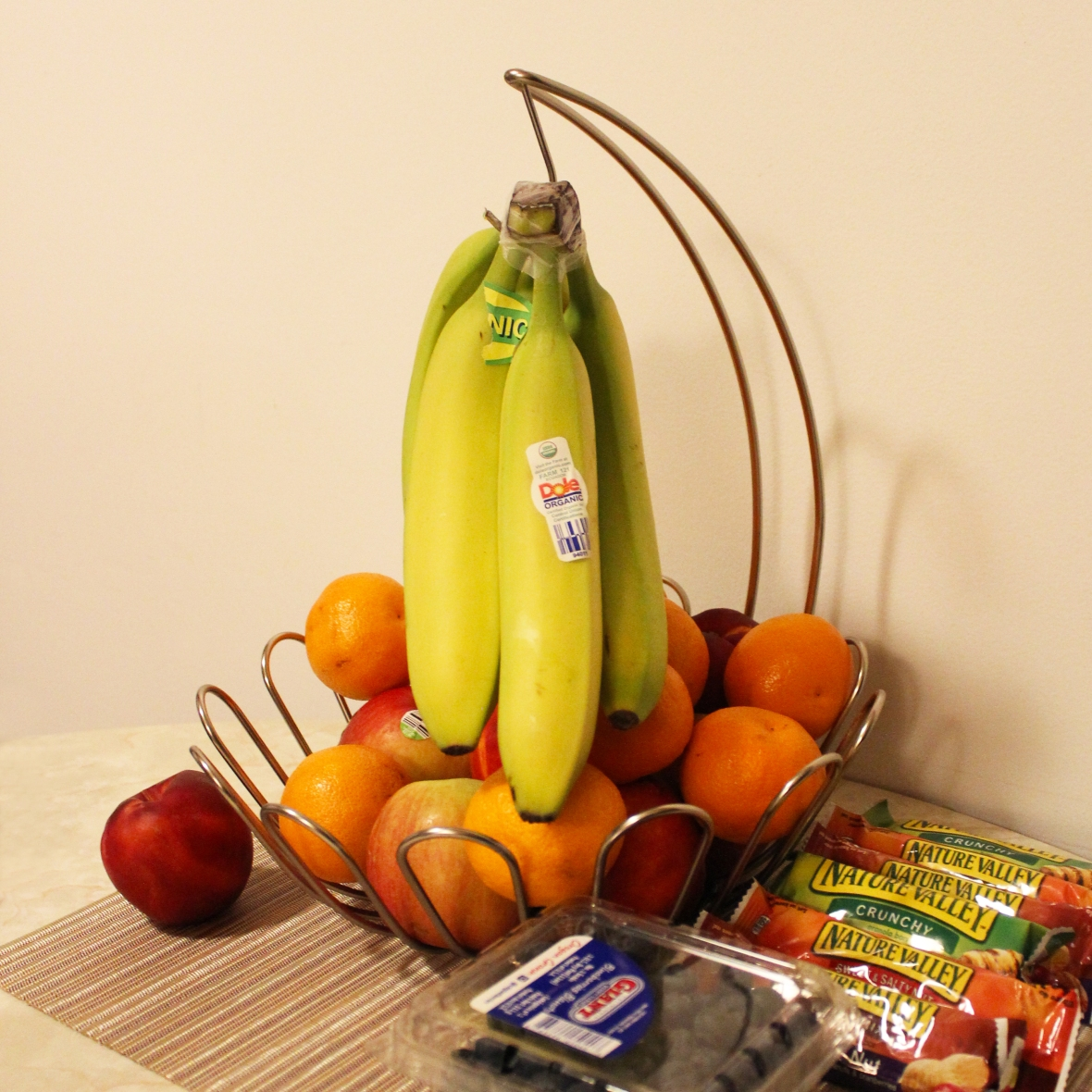 AirBnB Fruit Basket