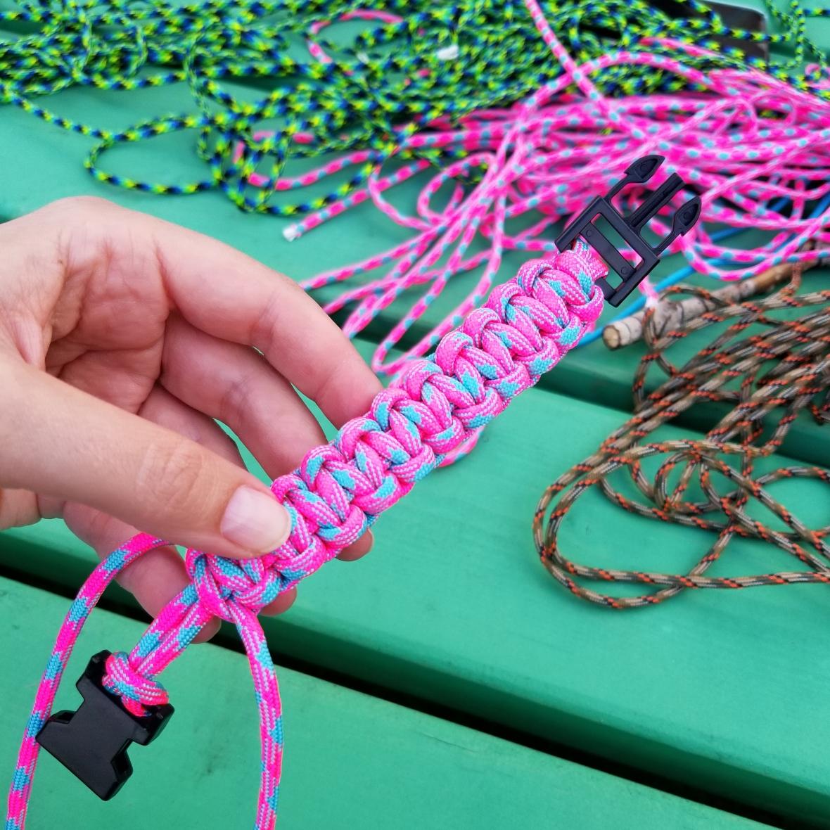 Leatherman -Paracord Survival Bracelet