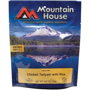 Mountain House - Freeze Dried