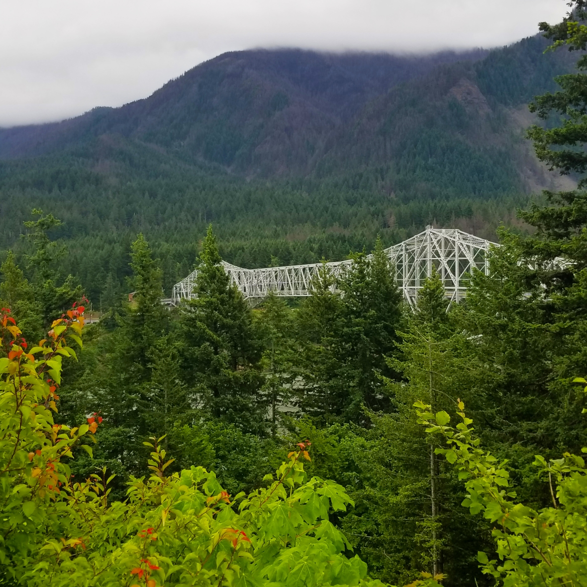 Bridge of the Gods - Skamania Oregon