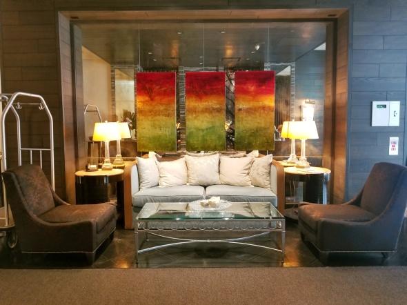 Loden Hotel Lobby