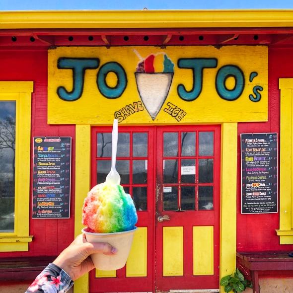 Jo Jo's Shave Ice